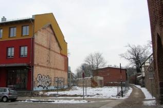 Haus am Stargarder Tor abgerissen