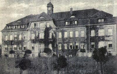 Haus Bethanien in Neubrandenburg - 30er Jahre