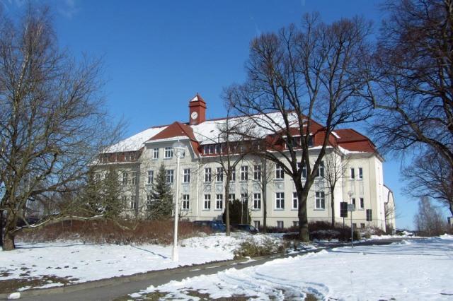 Haus Bethanien in Neubrandenburg - heute