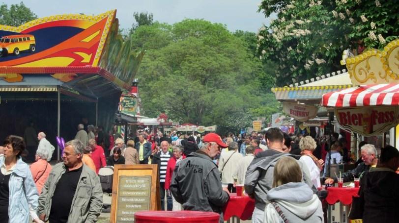 Pfingstfest 2013 im Kulturpark Neubrandenburg