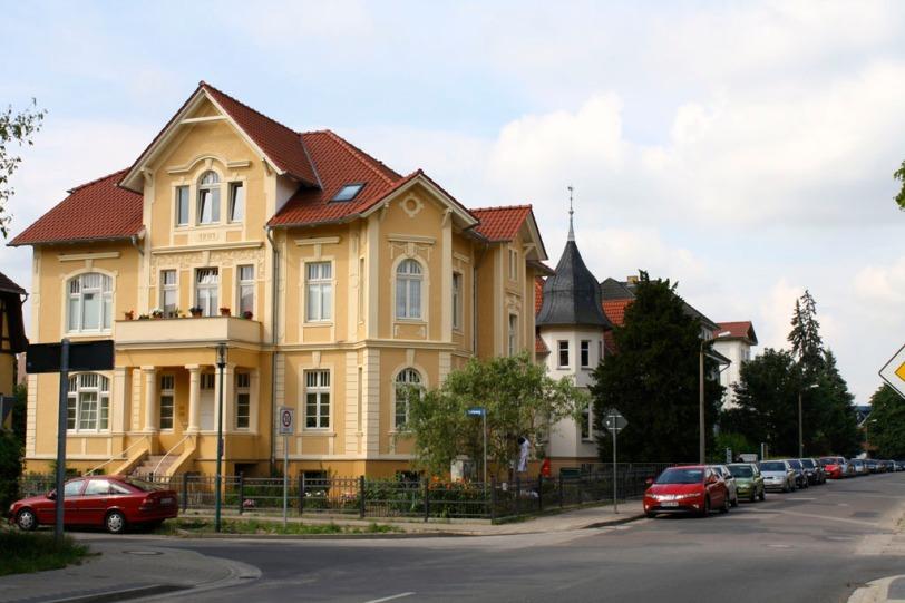 Schwedenstrasse in Neubrandenburg