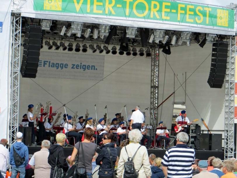 Vier-Tore-Fest 2013 in Neubrandenburg