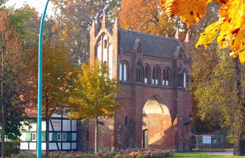 Friedländer Tor in Neubrandenburg