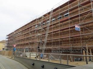 HKB Umbau in Neubrandenburg