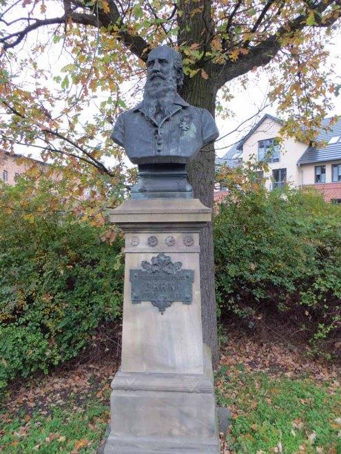 Jahndenkmal in Neubrandenburg