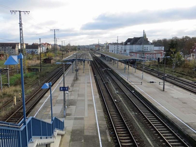 Bahnhof Neubrandenburg