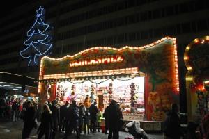 Weberglockenmarkt 2013 - Rummel vor dem Rathaus
