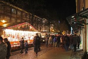Weberglockenmarkt 2013 in Neubrandenburg