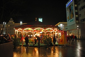 Weberglockenmarkt 2013 - Marktplatz