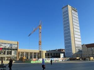 HKB-Umbau in Neubrandenburg
