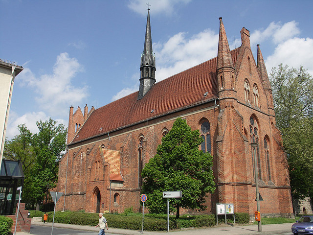 Johanniskirche in Neubrandenburg