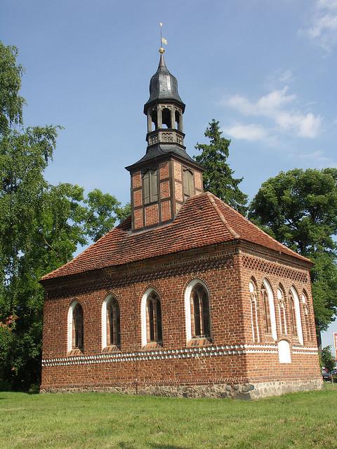 St. Georg in Neubrandenburg