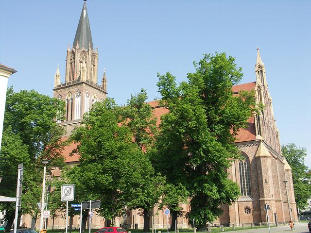 Marienkirche / Konzertkirche in Neubrandenburg