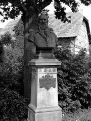Jahn - Denkmal in Neubrandenburg