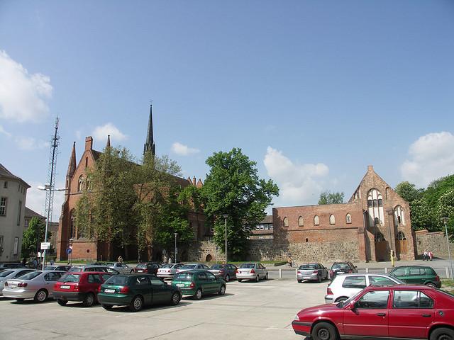 Johanniskirche und Franziskanerkloster in Neubrandenburg