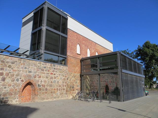 Franziskanerkloster mit Museum in Neubrandenburg