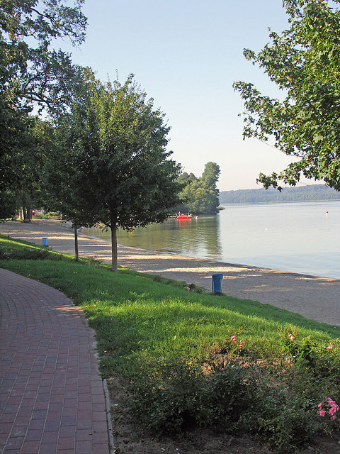 Augustabad am Tollensesee in Neubrandenburg