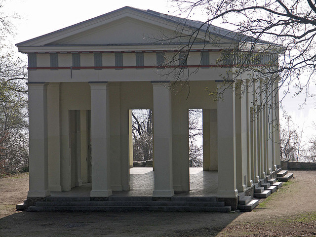 Belvedere in Neubrandenburg