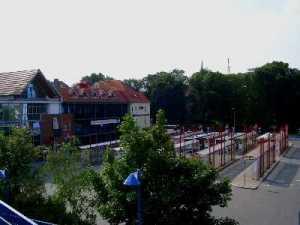Busbahnhof in Neubrandenburg