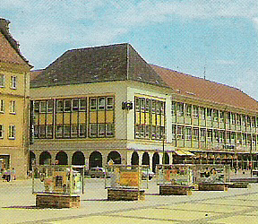 CENTRUM Warenhaus in Neubrandenburg