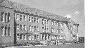 Einstein-Gymnasium in Neubrandenburg