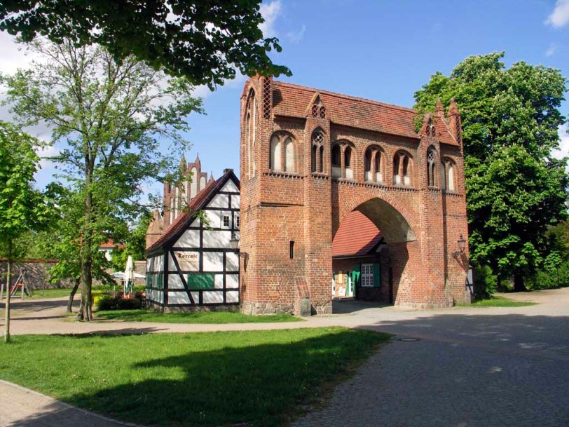 Friedländer Tor in Neubrandenburg