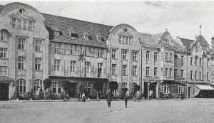 Hotel Goldene Kugel in Neubrandenburg
