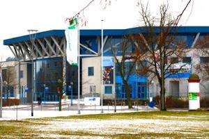Jahnsportforum in Neubrandenburg