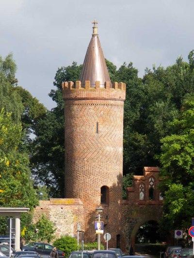 Fangelturm in Neubrandenburg