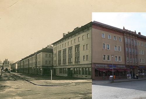 Friedländer Str. Ecke Stargarder Str.
