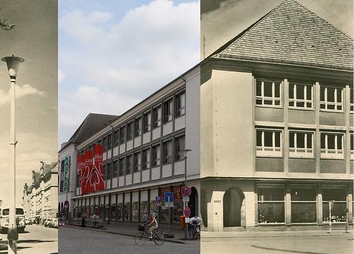 Kaufhaus Stargarder Strasse