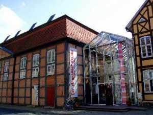 Schauspielhaus in Neubrandenburg