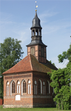 St. Georg in Neubrandenburg