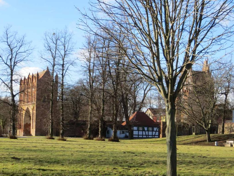 Stargarder Tor in Neubrandenburg
