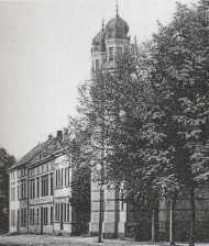 Synagoge in Neubrandenburg
