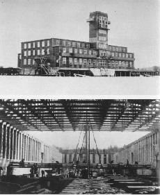 TVA Torpedoversuchsanstalt in Neubrandenburg
