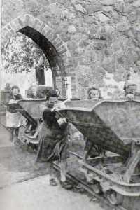 Trümmerfrauen in Neubrandenburg