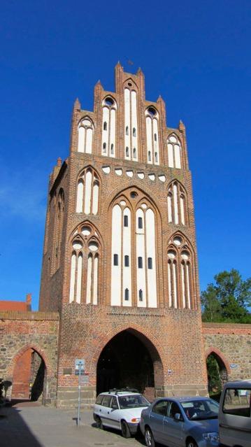 Treptower Tor in Neubrandenburg