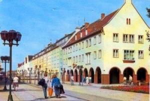 Turmstrasse in Neubrandenburg