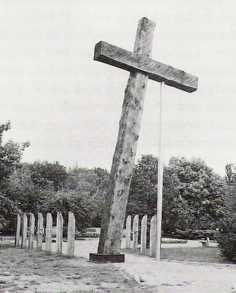 Gedenkstätte Fünfeichen in Neubrandenburg