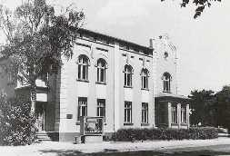 Regionalmuseum in Neubrandenburg 1982