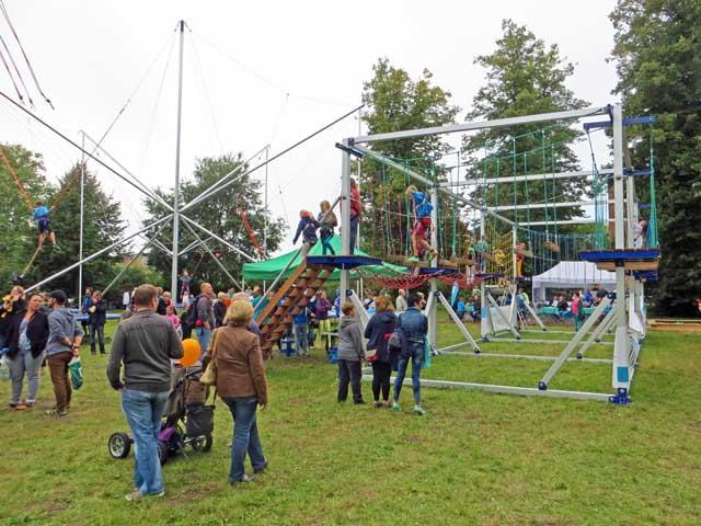 Vier-Tore-Fest 2014 in Neubrandenburg