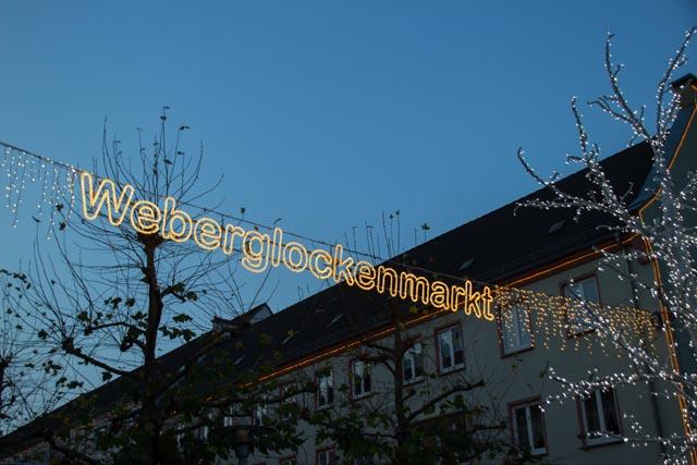 Weberglockenmarkt in Neubrandenburg