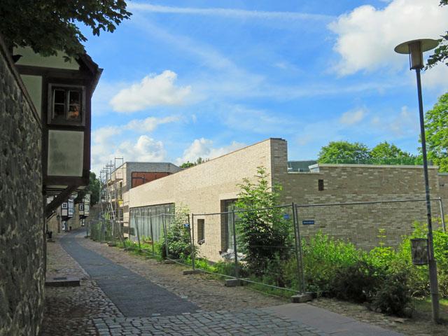 "Umbau Kita ""Blümchen am Wall"" nahe Friedländer Tor in Neubrandenburg"