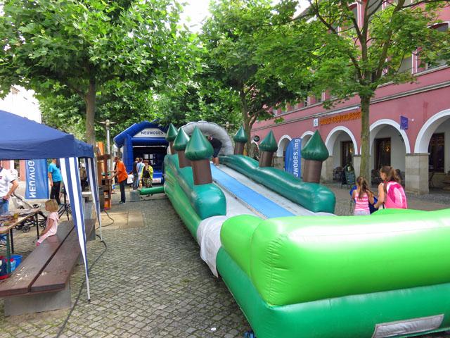 Vier-Tore-Fest 2015 in Neubrandenburg